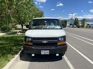 2008 Chevy express cargo van... nothing wrong with this van still on the road doing delivery's for Sale in Saratoga Springs, UT