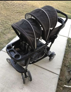 Baby double stroller for Sale in Bakersfield, CA