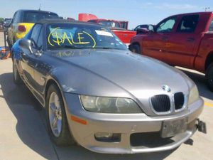 2001 BMW Z3 2.5 AT FOR PARTS PARTING OUT OEM for Sale in Dallas, TX
