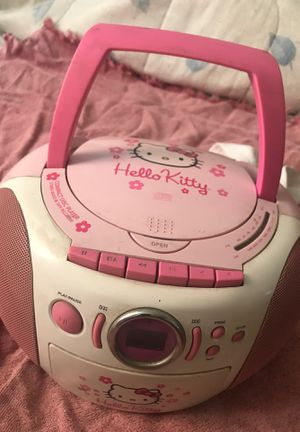 Hello Kitty Compact Disk Player for Sale in Bell, CA