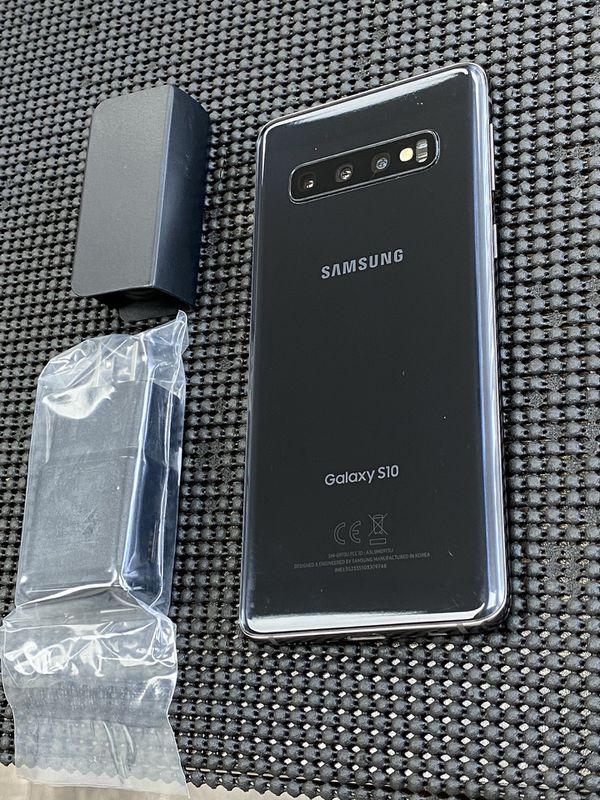 Samsung Galaxy S 10 — factory unlocked