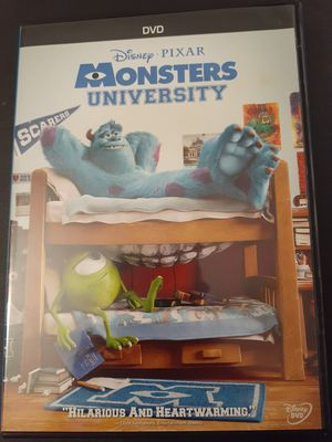 Disney's MONSTERS UNIVERSITY (DVD) for Sale in Lewisville, TX
