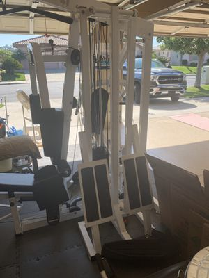 Exercise equipment Multi 5 station parabody 525 for Sale in Escondido, CA