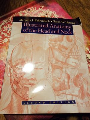 Illustrated Anatomy of the Head and Neck for Sale in Hollywood, FL