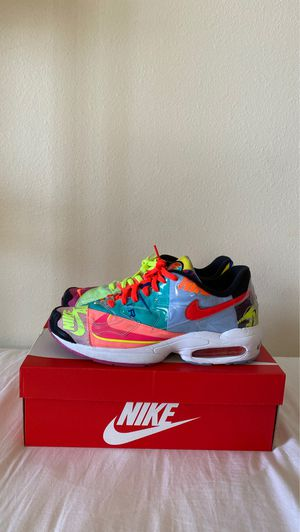 Nike Air max 2 light size 10.5 for Sale in Renton, WA