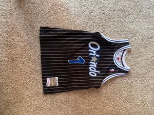Penny Hardaway Orlando Magic Basketball Jersey for Sale in Naperville, IL