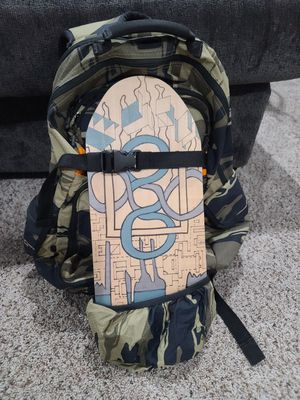 Lululemon Camo Cargo backpack for Sale in Covington, WA