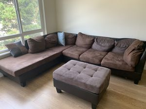 Sectional couch $120 for Sale in San Francisco, CA