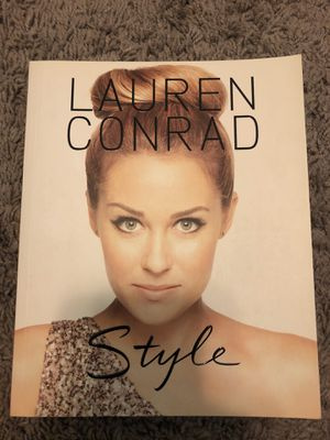 Style by Lauren Conrad book for Sale in Mesa, AZ