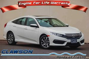 2018 Honda Civic Sedan for Sale in Fresno, CA