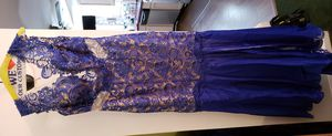 Prom dress by Temptation *pre-owned * for Sale in Toms River, NJ