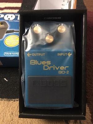 Roland Boss Blues Driver Signal processor for Sale in Denver, CO