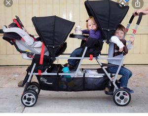 Stroller for three for Sale in Ashburn, VA