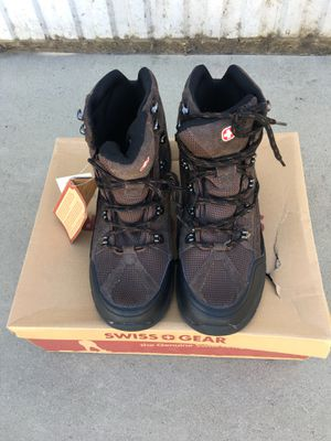 Trail boots size 8.5 for Sale in Fresno, CA