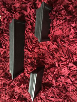 3 Black Wall Shelves for Sale in Midlothian, VA