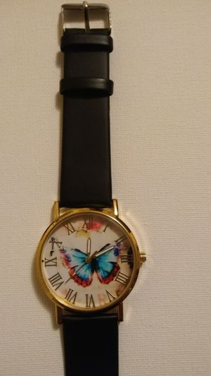 Ladies BUTTERFLY watch-PRICE REDUCED TO $7 for Sale in Harrisonburg, VA