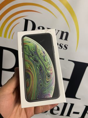 iPhone XS sealed unlocked for Sale in Dallas, TX