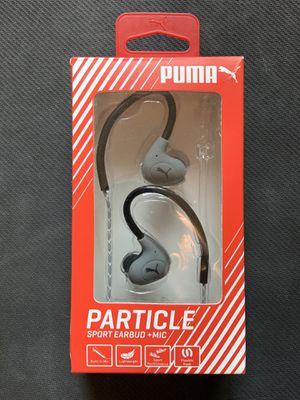 PUMA Sport Earbuds & Mic for Sale in Casa Grande, AZ