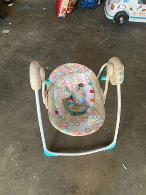 Baby swing for Sale in Pomona, CA