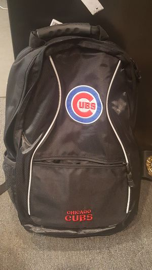 Chicago Cubs Travel Backpack for Sale in Bedford Park, IL