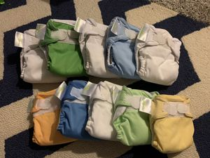 Infant cloth diapers for Sale in Fenton, MO