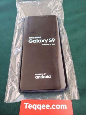 Purple att/cricket samsung galaxy s9 64gb for Sale in Elk Grove, CA