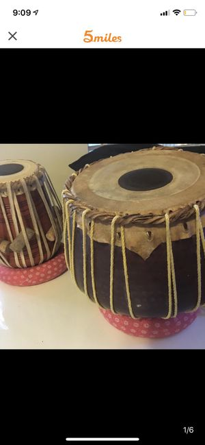 Indian Table Drum Set for Sale in North Miami Beach, FL