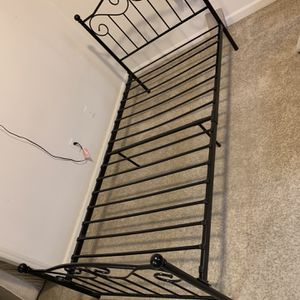 Twin Bed Frame for Sale in Raleigh, NC