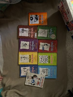 Diary of a Wimpy Kid Bundle for Sale in Fresno, CA