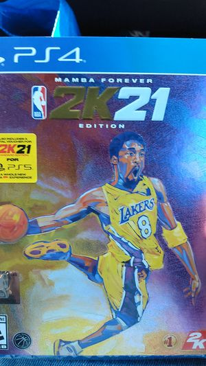 Brand new Mamba forever 2k21 for Sale in Baltimore, MD