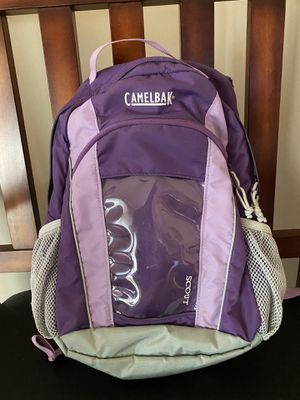 CamelBak Scout Hydration Pack - kids' 1.5Liters for Sale in Phoenix, AZ