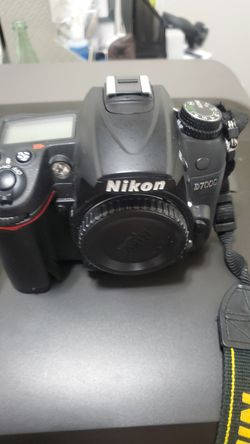 NIKON D7000 Pro Digital Camera for Sale in McKinney,  TX