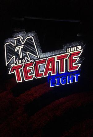 Tecate neon sign for Sale in Costa Mesa, CA