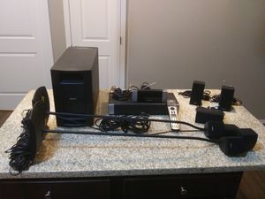 Full complete Bose surround sound setup for Sale in Sioux Falls, SD
