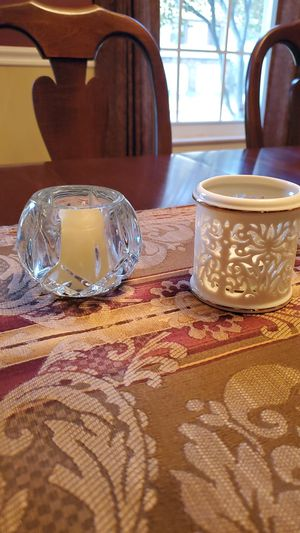 Votive candle holders for Sale in Howell Township, NJ