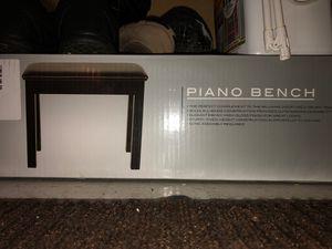 Piano bench for Sale in Peoria, IL