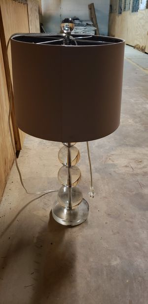 Glass Lamp for Sale in Alexandria, VA