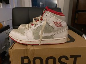 Jordan 1 mid Hare for Sale in Pittsfield, MA