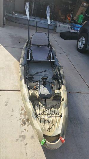 Three Waters big fish 120 kayak for Sale in Maricopa, AZ