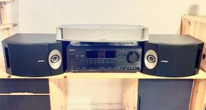 7.1 Surround sound receiver -Onkyo , Bose Speakers for Sale in North Massapequa, NY