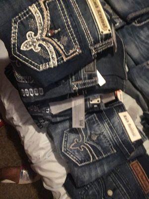 Rock revival jeans WOMEN for Sale in Arlington, TX