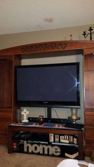 Entertainment center only for Sale in Wichita, KS