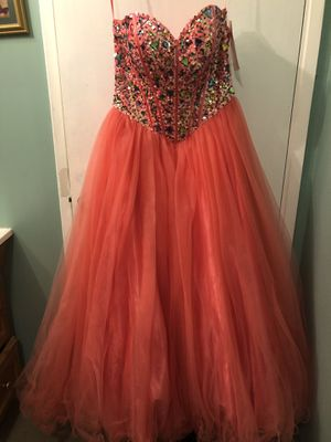 Quinceanera/prom dress for Sale in Tacoma, WA