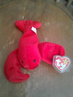 """1993 TY Beanie Baby """" Pinchers """" for Sale in Tollhouse, CA"""