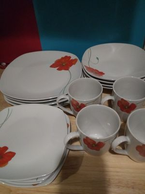 16 piece dinner set for Sale in Ridley Park, PA