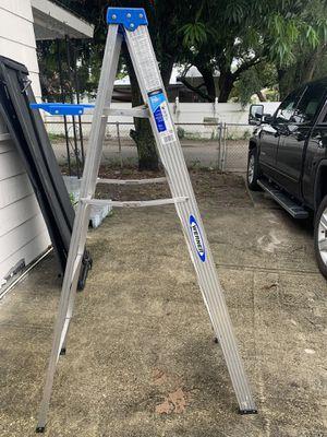 Werner 6ft ladder for Sale in Tampa, FL