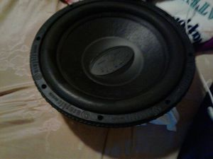 """Memphis 12"""" subwoofer for Sale in Tacoma, WA"""