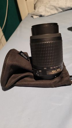 Nikon Lense, good condition just selling because I have a Canon for Sale in Tampa,  FL
