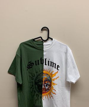 Half and half sublime shirt for Sale in Baldwin Park, CA