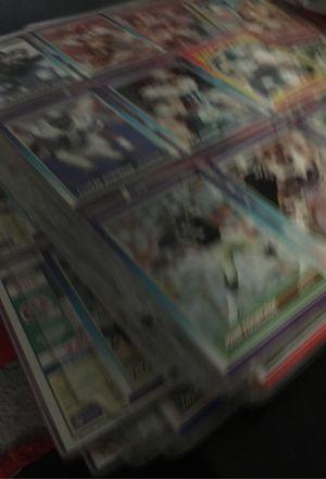 About 306 random football cards for Sale in Ellenwood, GA